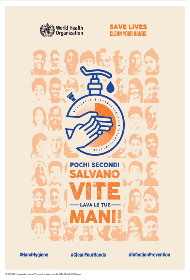 Giornata Mondiale dell'igiene delle Mani: il 5 maggio iniziative negli ospedali modenesi