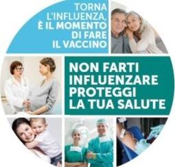 Non facciamoci influenzare: vacciniamoci