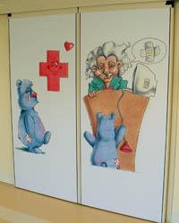 L'accettazione pediatrica