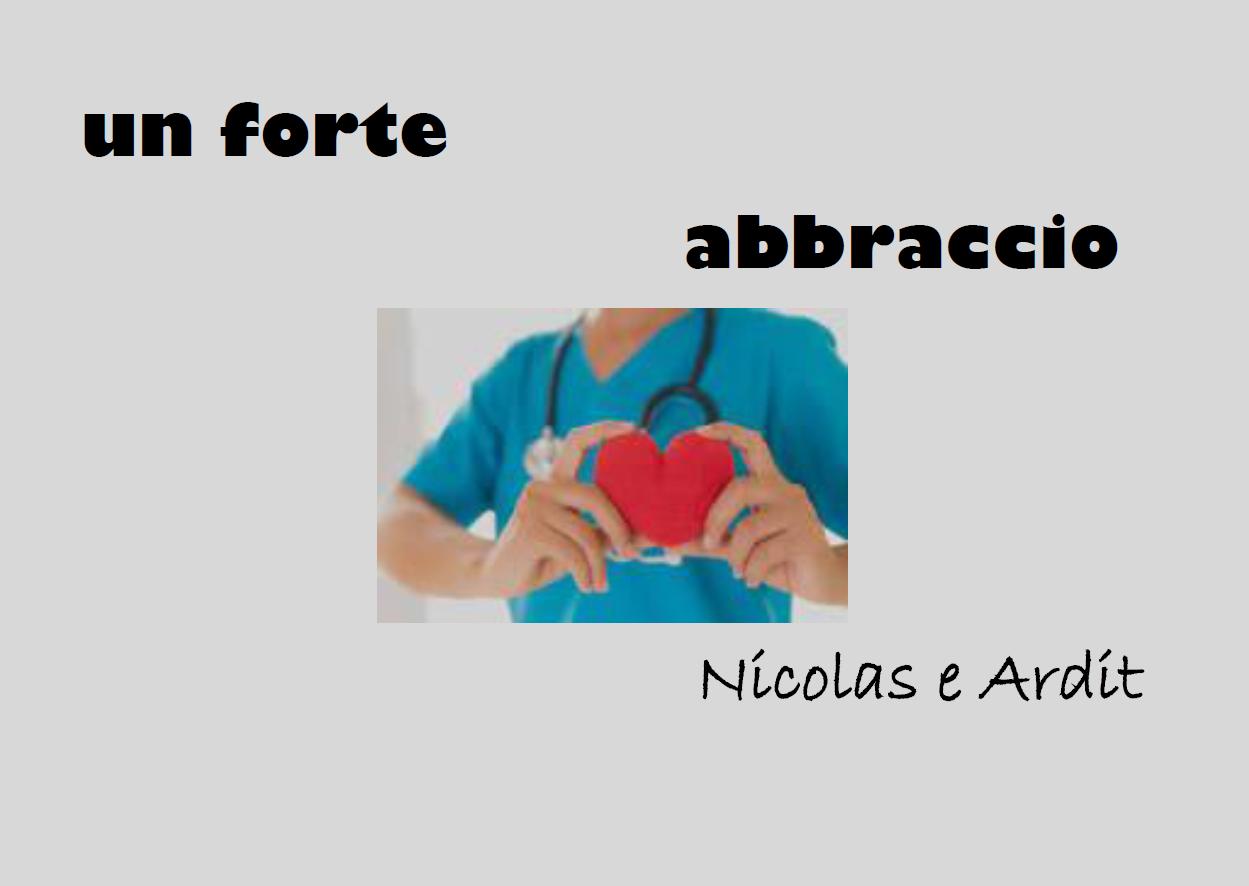 Disegno di Nicolas e Ardit
