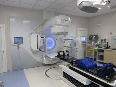 Un nuovo acceleratore lineare per la Radioterapia del Policlinico di Modena