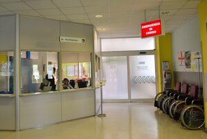 Pronto Soccorso dell'Ospedale Civile di Baggio