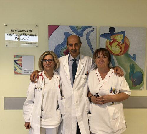 Elisa Della Casa, Alberto Berardi, Giovanna Cuomo