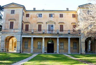 Villa Montecuccoli a Baggiovara