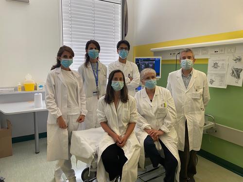 Il gruppo dell'Endocrinologia