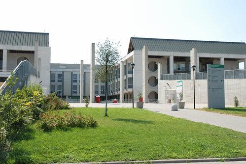 L'Ospedale Civile di Baggiovara