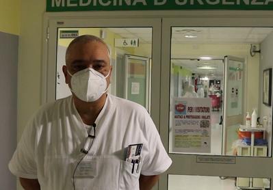 Geminiano Bandiera (PS Ospedale Civile)