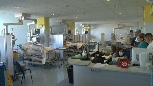 La Terapia Intensiva dell'Ospedale Civile di Baggiovara