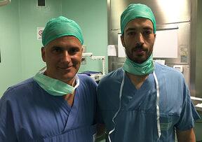 Dott. Alessandro Marchioni e il Dott. Alessandro Andreani