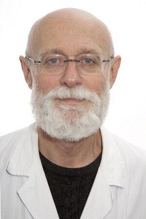 Il Professor Carlo Salvarani