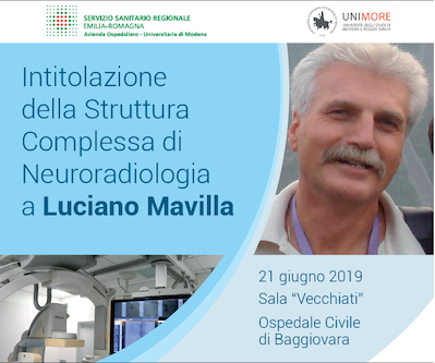 La Neuroradiologia dell'Azienda Ospedaliero - Universitaria intitolata a Luciano Mavilla