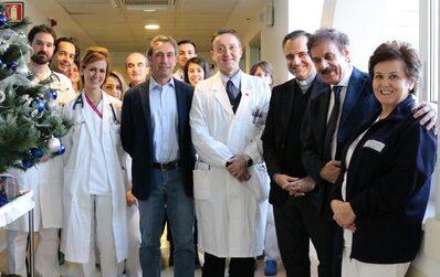 Mons. Castellucci in Cardiologia