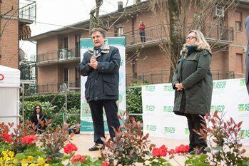 Lorenzo Iughetti (Dir. Pediatria), Monica Cellini (Oncoematologia Pediatrica)
