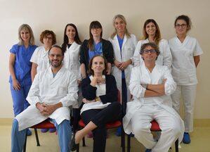 Il team della Gastroenterologis