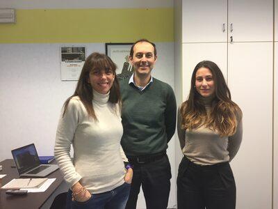 dr.ssa Anna Elisabetta Vaudano, prof. Stefano Meletti, dr.ssa Francesca Talami