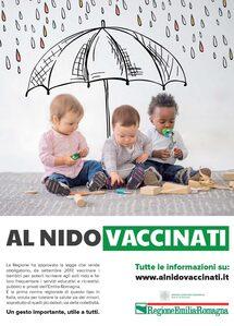Al nido vaccinati